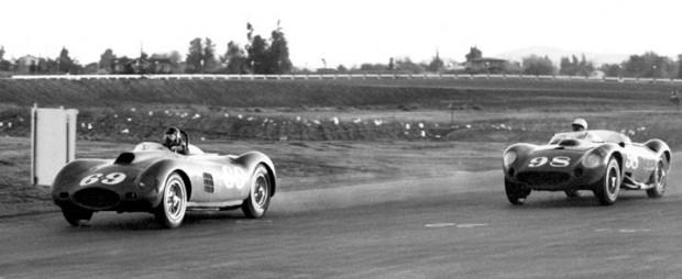 Dan Gurney, Ferrari 375 Plus