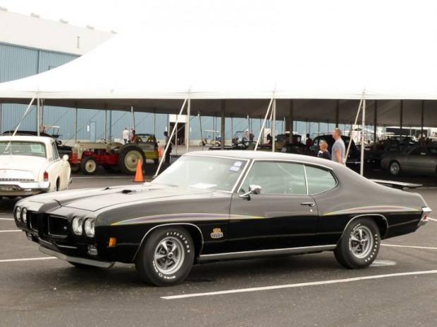 1970 Pontiac GTO Judge Ram Air IV Hardtop