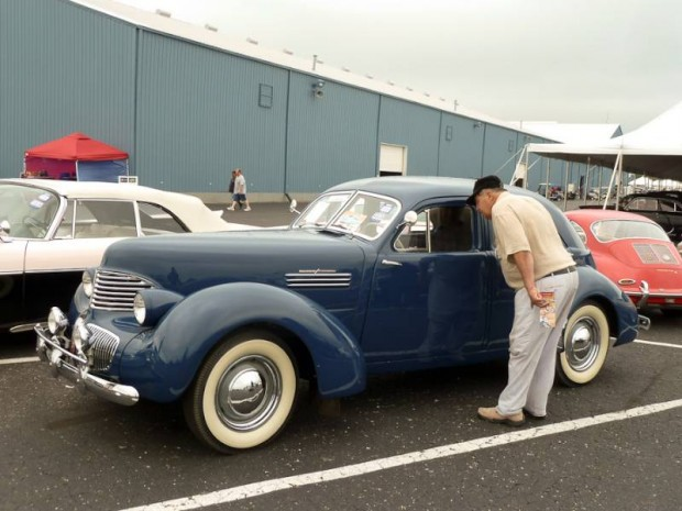 1940 Graham Hollywood Supercharged