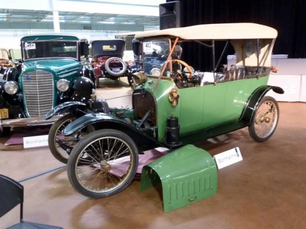 1913 Woods Mobilette Tandem Roadster