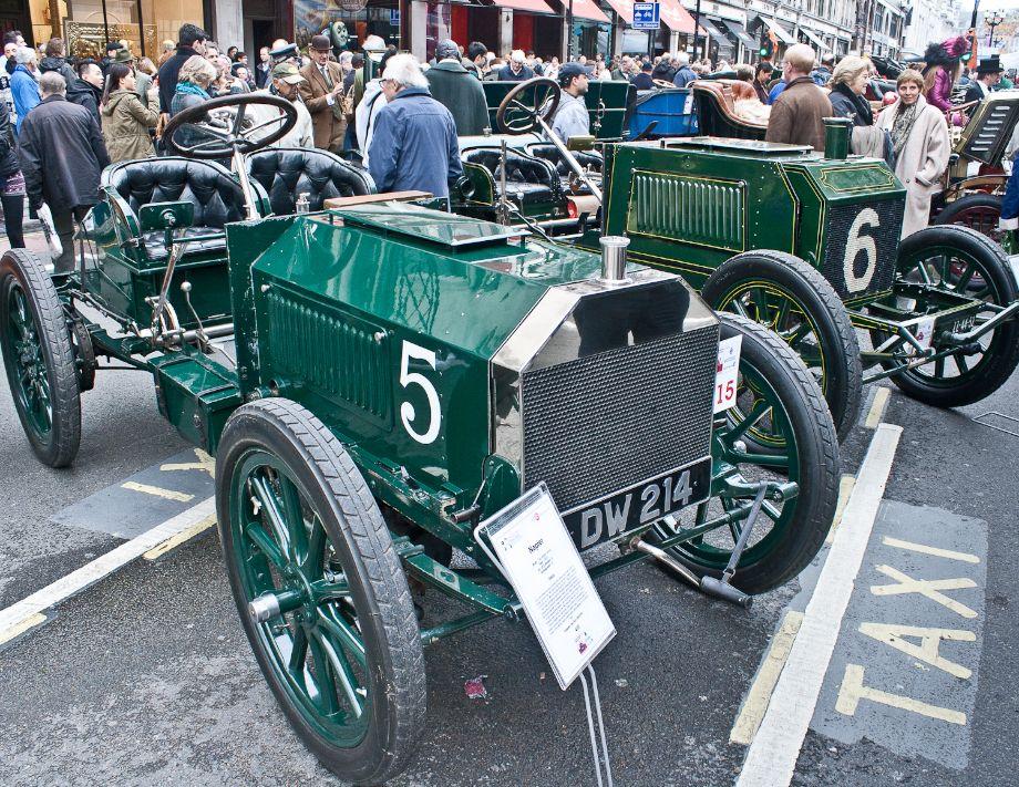 1903 Napier 50HP