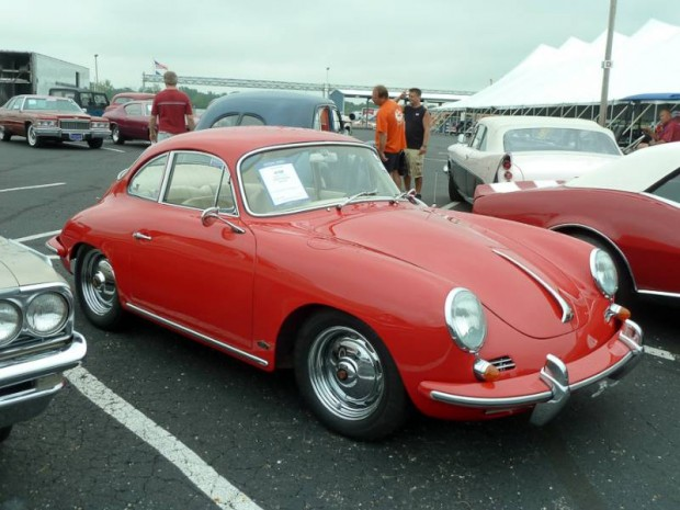 1963 Porsche 356B S90 Coupe
