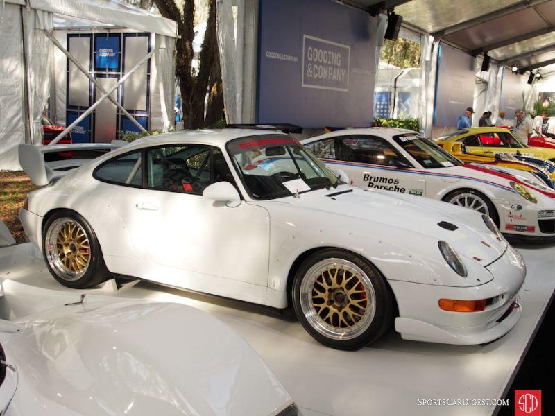 1997 Porsche 911 Cup 3.8 RSR Coupe