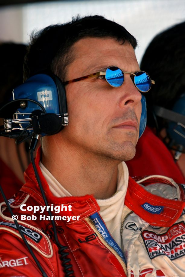 Perhaps one of the most under-rated drivers, Scott Pruett is still winning races, well past his 50th birthday. Experienced in sports cars, Indy cars and NASCAR stock cars, Pruett currently drives for Chip Ganassi's Grand-Am prototype team.