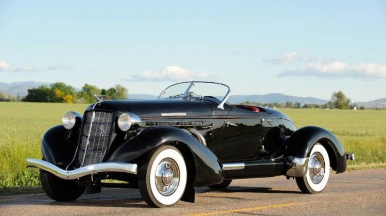1936 Auburn 852 SC Speedster