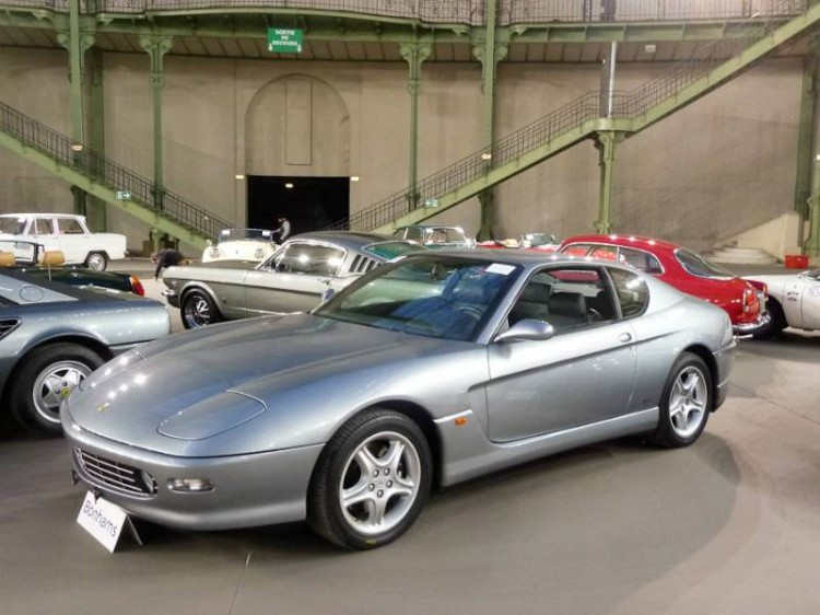 2003 Ferrari 456GT Modificata Coupe