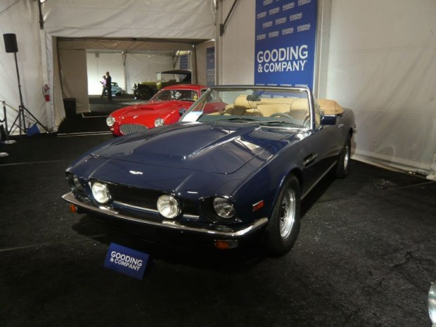 1986 Aston Martin V8 Volante for sale