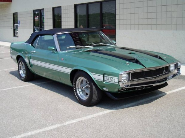 1970 Shelby GT500 Convertible