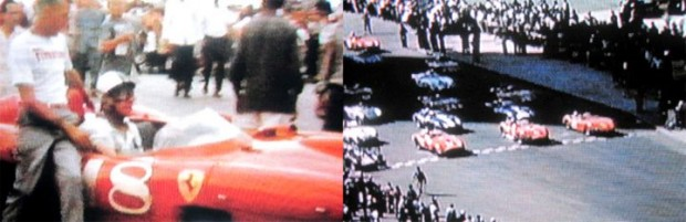 Carroll Shelby Ferrari 410S, Cuban Grand Prix