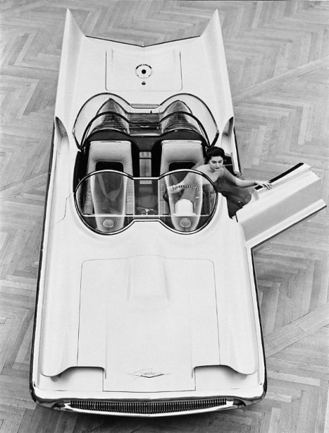 1954 Futura Concept Car