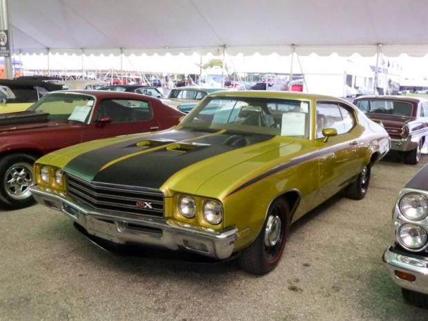 1971 Buick GS 2-Dr. Hardtop