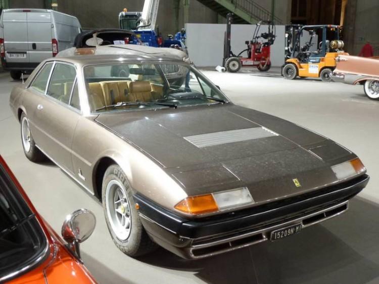 1978 Ferrari 400iA 2-Dr. Sedan