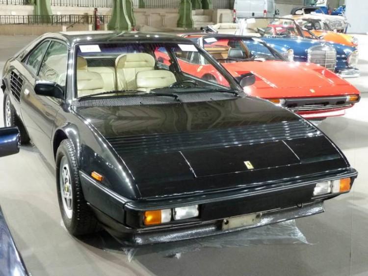 1984 Ferrari Mondial QV, Body by Bertone