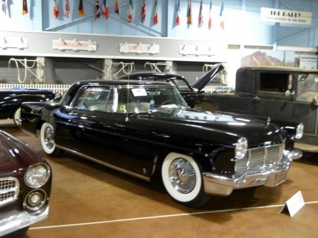 1957 Lincoln Continental Mark II Coupe