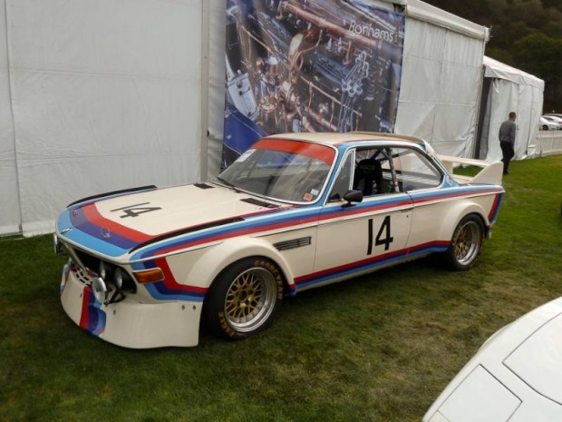 1970 BMW CSL Group 2 Coupe