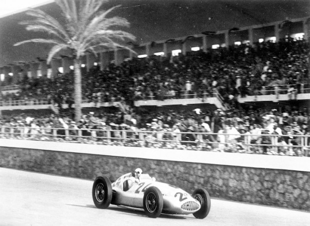 1939 Tripoli Grand Prix, Caracciola in Mercedes-Benz W 165