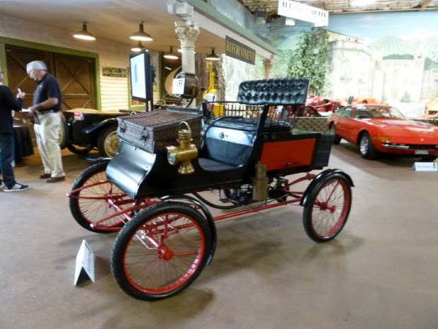 1902 Stanley Type A Spindle Seat Runabout