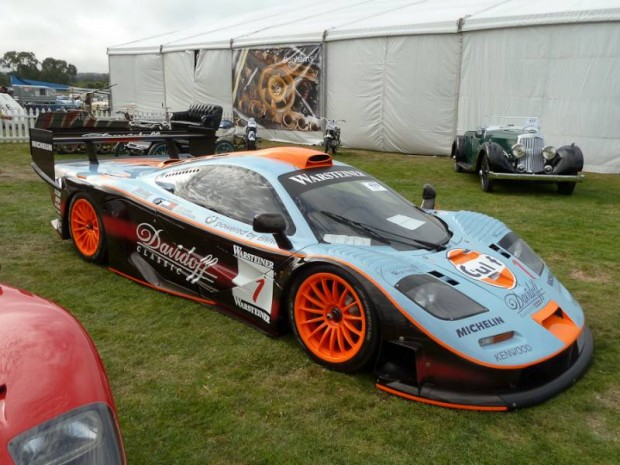 1997 McLaren F1 GTR Longtail FIA GT Endurance Racing Coupe