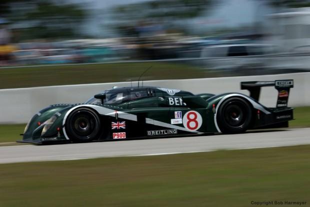 Bentley Speed 8, Sebring 12 Hours 2003