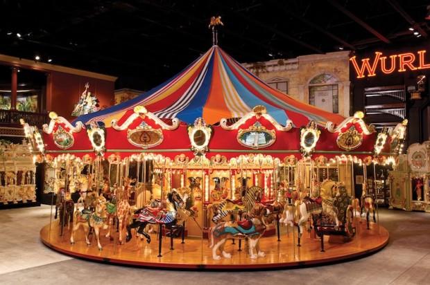 46-Foot Custom Carousel Milhous Collection