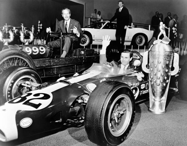 Jim Clark Lotus 38
