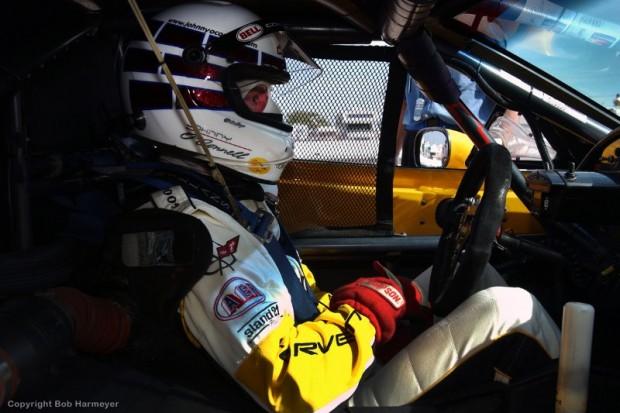 Johnny O'Connell, Chevrolet Corvette C5-R, 2003 12 Hours of Sebring