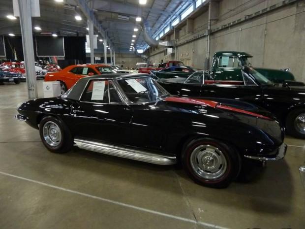 1967 Chevrolet Corvette 427-435 Roadster