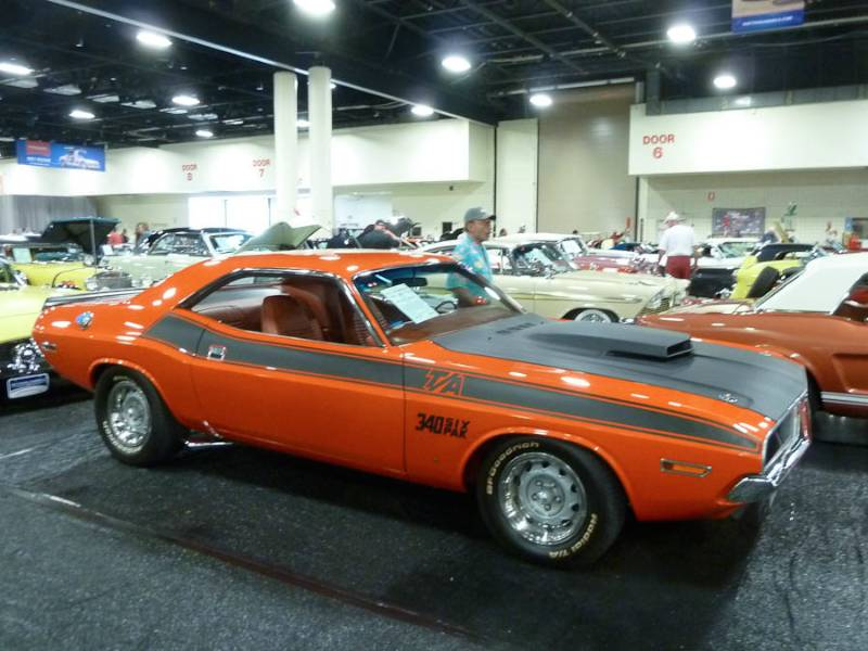 Challenger Scar Pack >> Auctions America Fort Lauderdale 2014 - Auction Report
