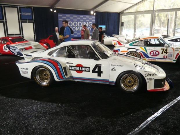 Martini and Rossi 1976 Porsche 935-76 for sale