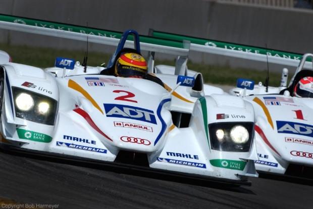 Champion Racing Audi R8, 2005 12 Hours of Sebring
