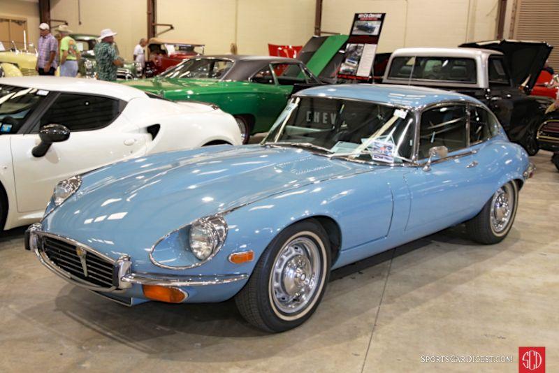 1971 Jaguar XKE SIII V12 2+2