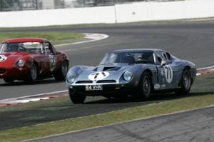 Bizzarrini 5300 GT and Jaguar E-Type