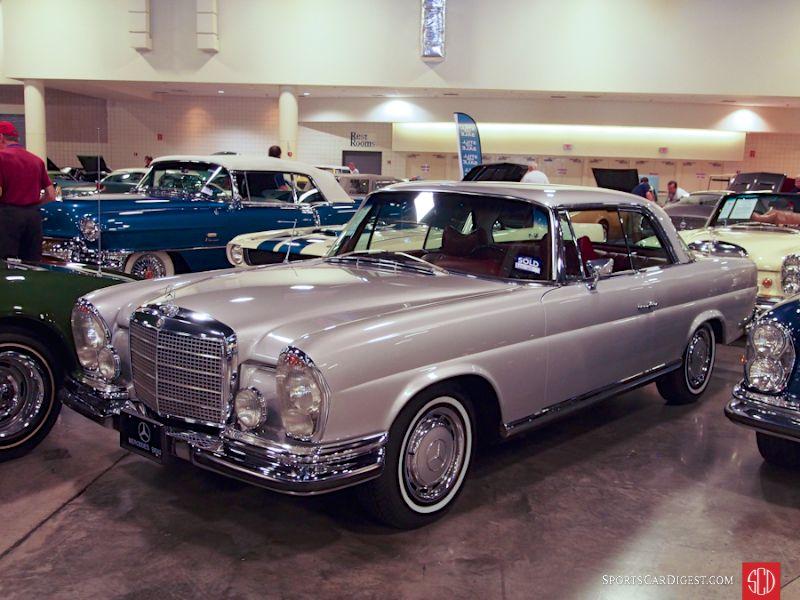 1971 Mercedes-Benz 280SE 3.5 2-Dr. Hardtop