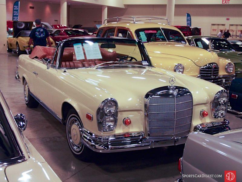 1969 Mercedes-Benz 280SE Cabriolet