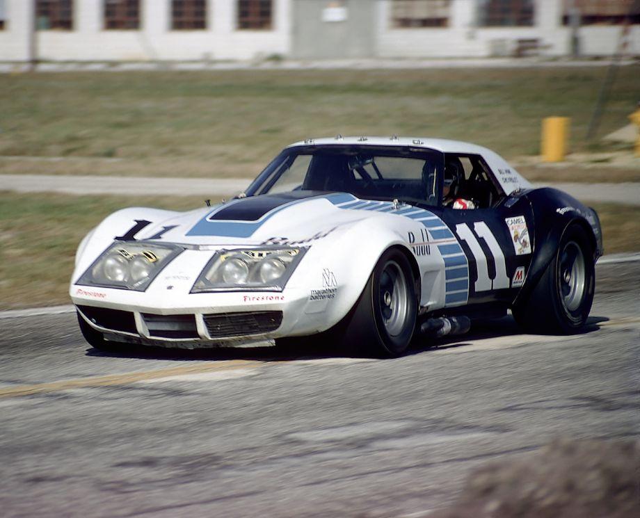 Tony De Lorenzo / Steve Durst Chevrolet Corvette