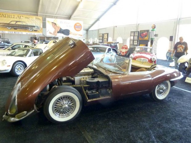 1964 Jaguar E-Type Series One Roadster