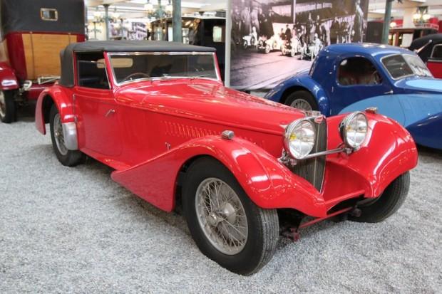 Bugatti Type 57SC, Schlumpf Collection