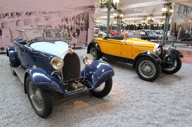 Bugatti Type 40, Schlumpf Collection