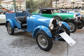 Bugatti Type 40 Sahara Schlumpf Collection