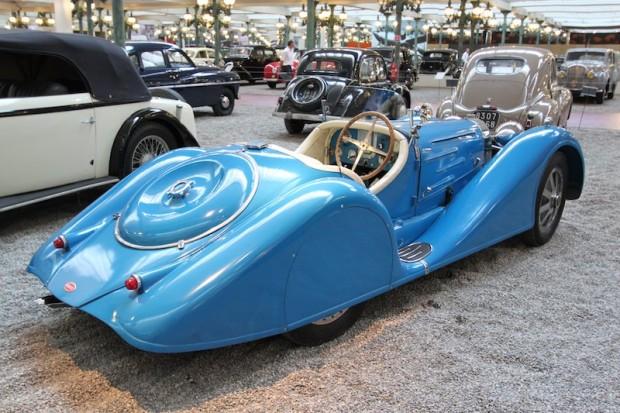 Bugatti Type 43 - Schlumpf Collection