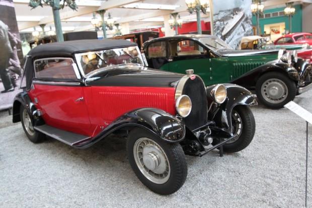 Bugatti Type 46 Cabriolet, Schlumpf Collection