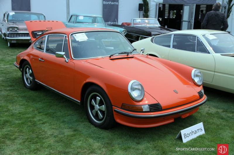 1973 Porsche 911S Coupe