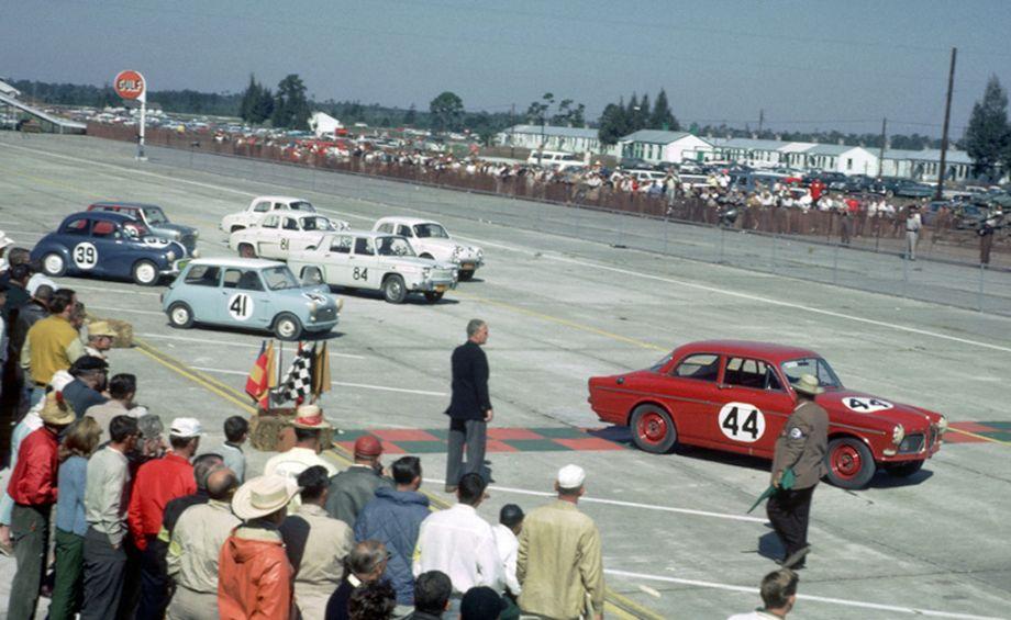 1963 Sebring 2-Hour Sedan Race