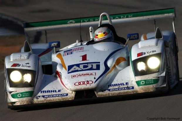 Audi R8, Sebring 12 Hours 2005