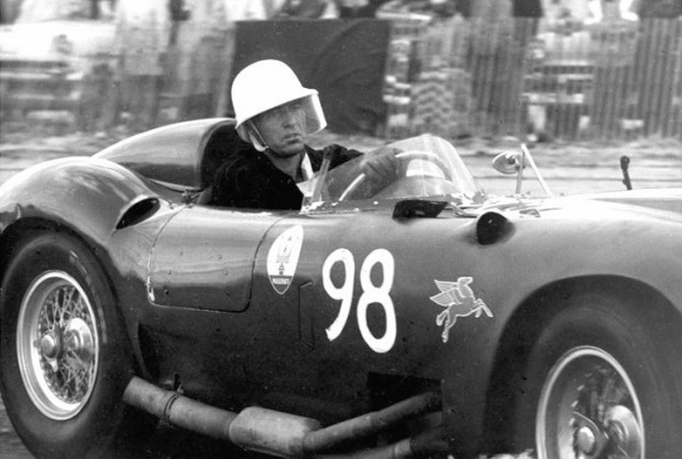 Carroll Shelby, Maserati 450S