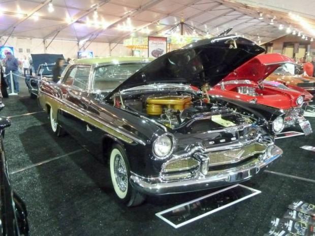 1956 DeSoto Adventurer 2-Dr. Hardtop