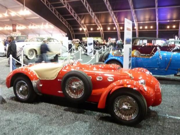 1952 Allard J2X Roadster
