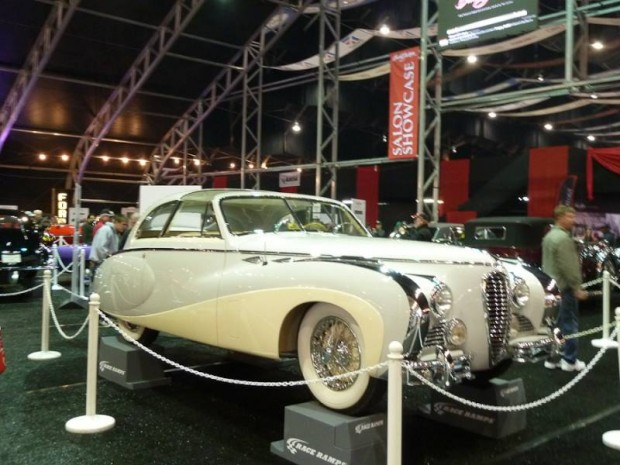 1949 Delahaye Type 175 Coupe De Ville, Body by Saoutchik