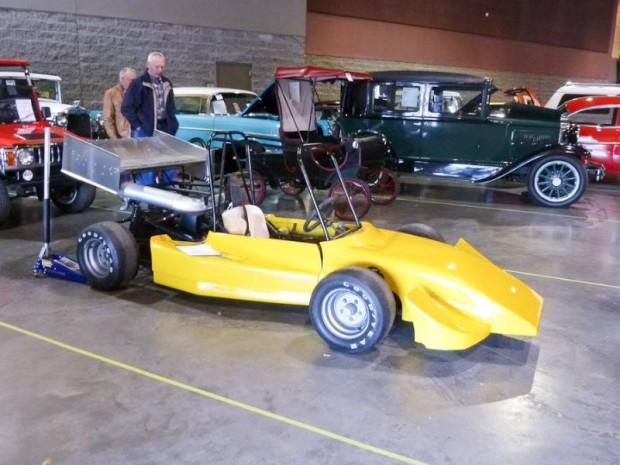 Mini-Indy Formula 440