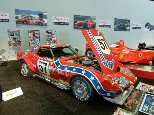 1969 Chevrolet Corvette L88 #57 Rebel Convertible Race Car